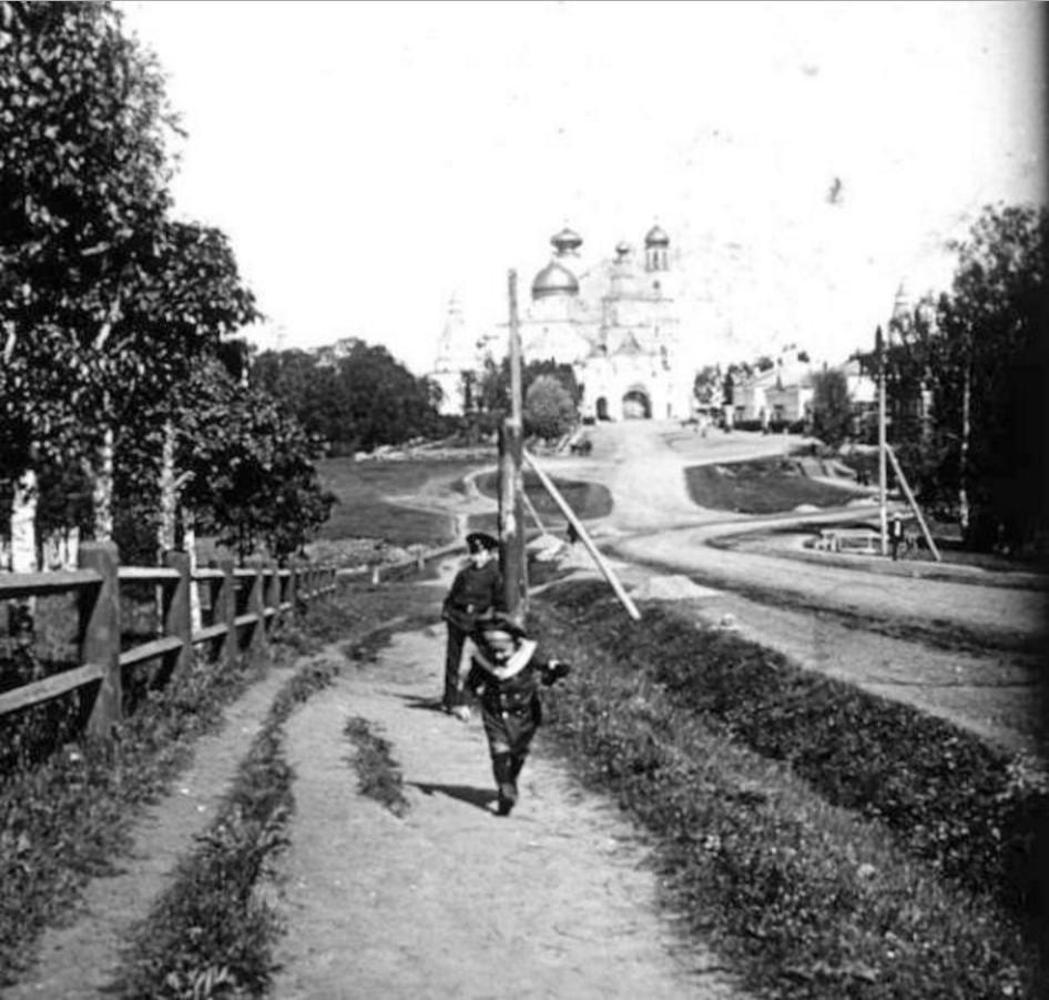 Воскресенск. Новоиерусалимский монастырь. Ворота