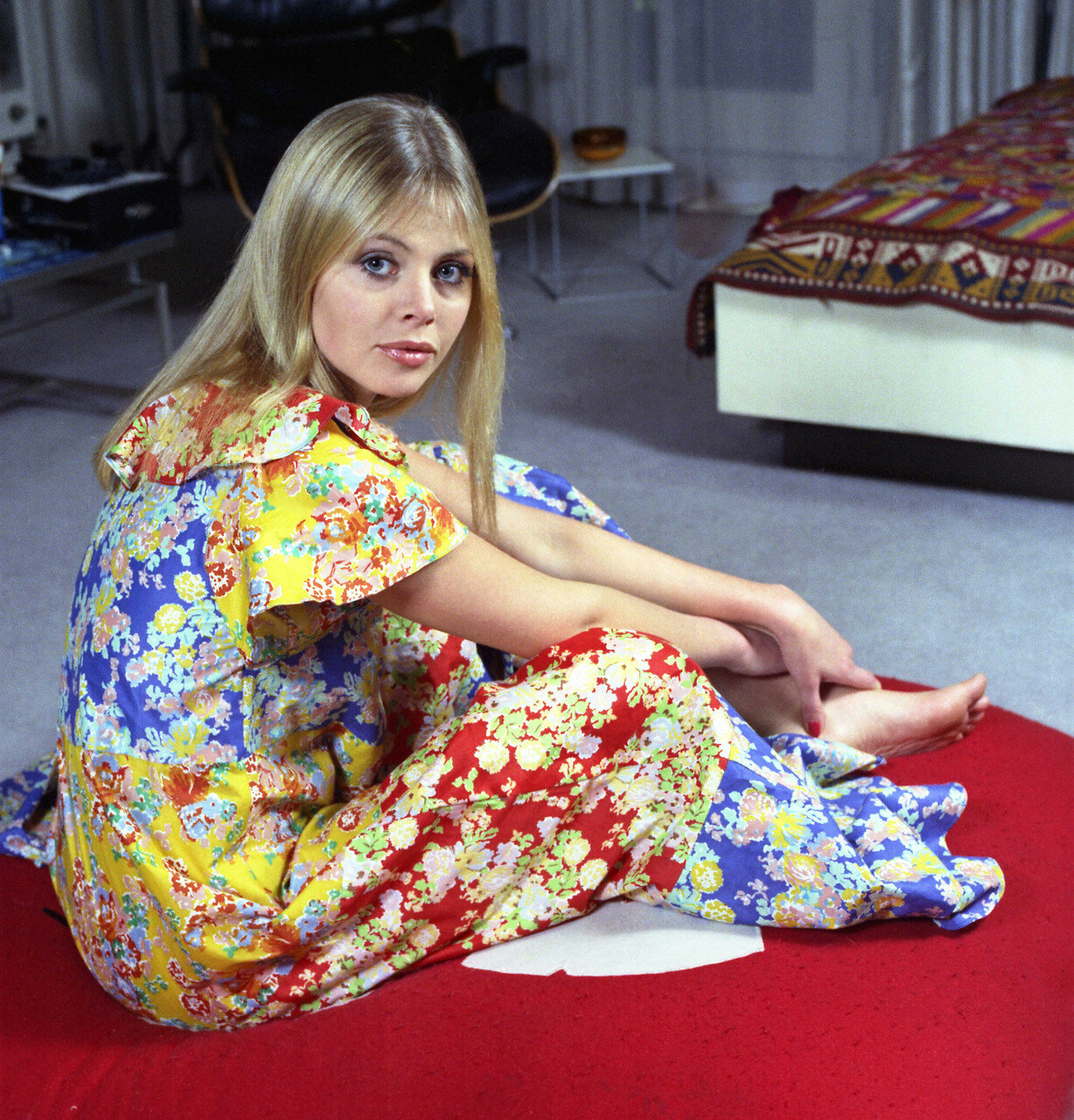 Бритт Экланд (1972)