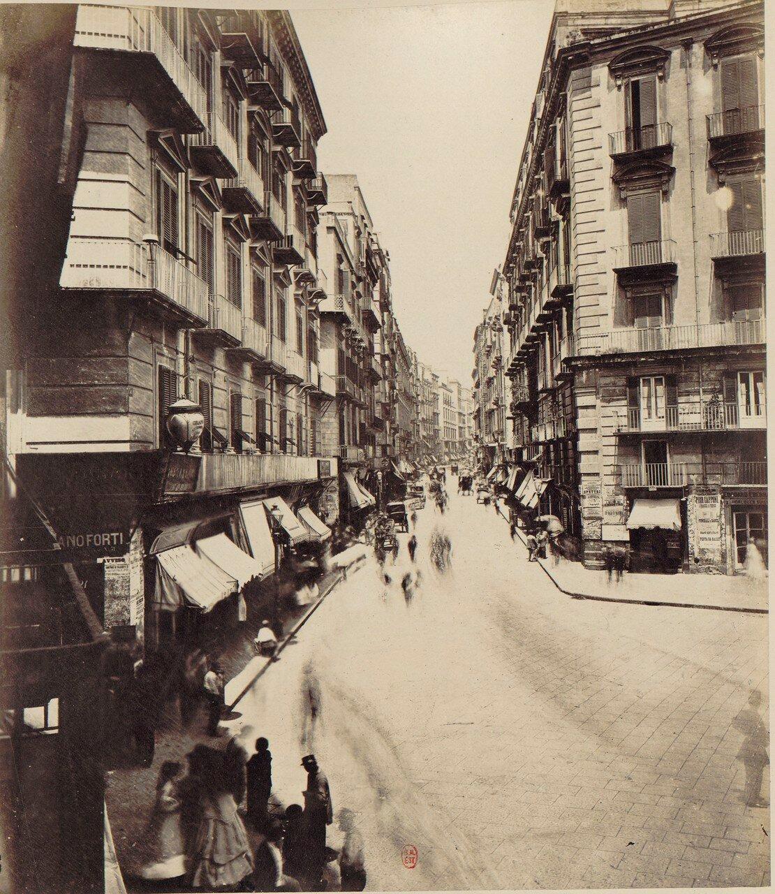 35. Улица Толедо