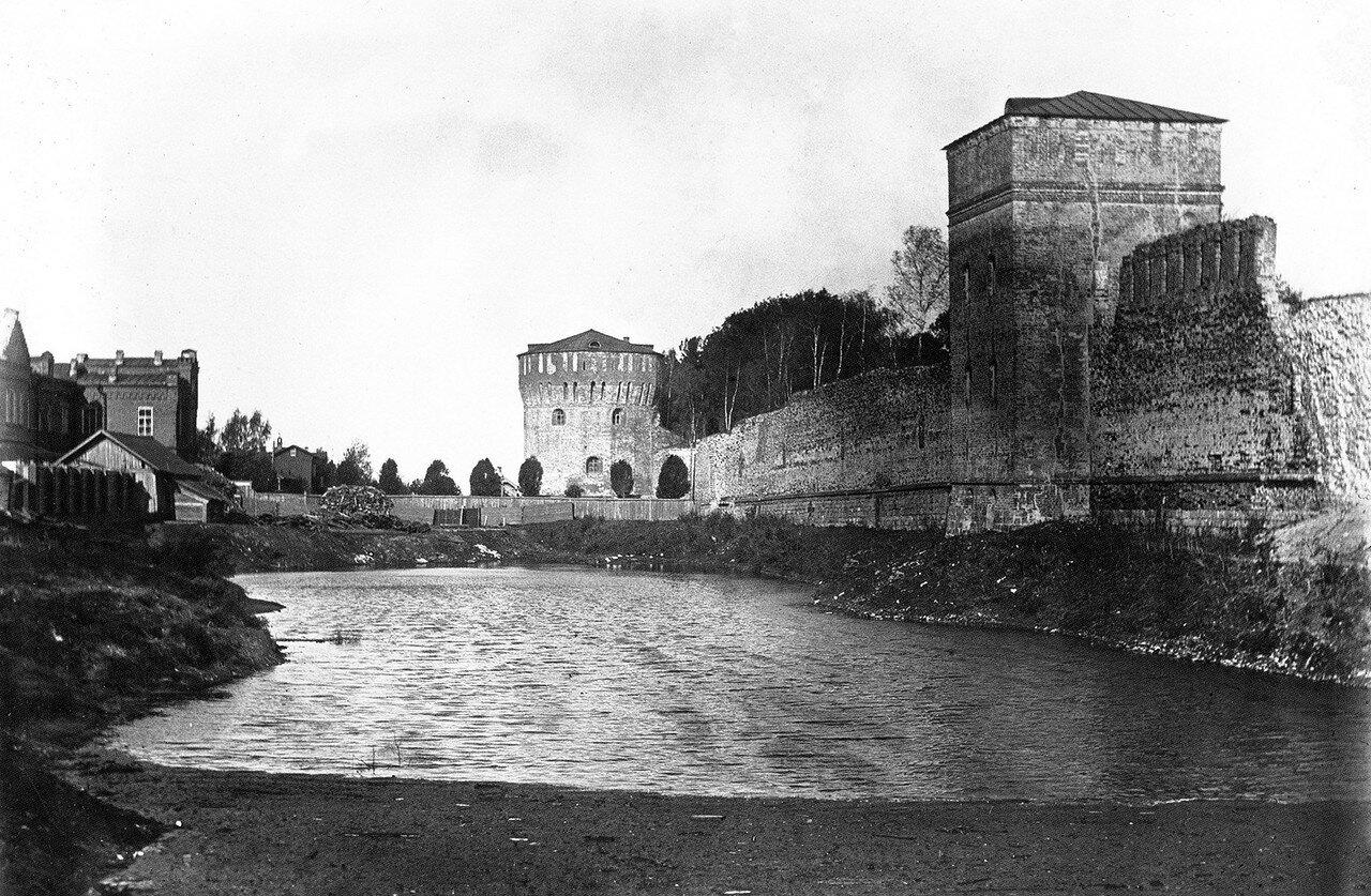 Башни Громовая и Донец. 1902
