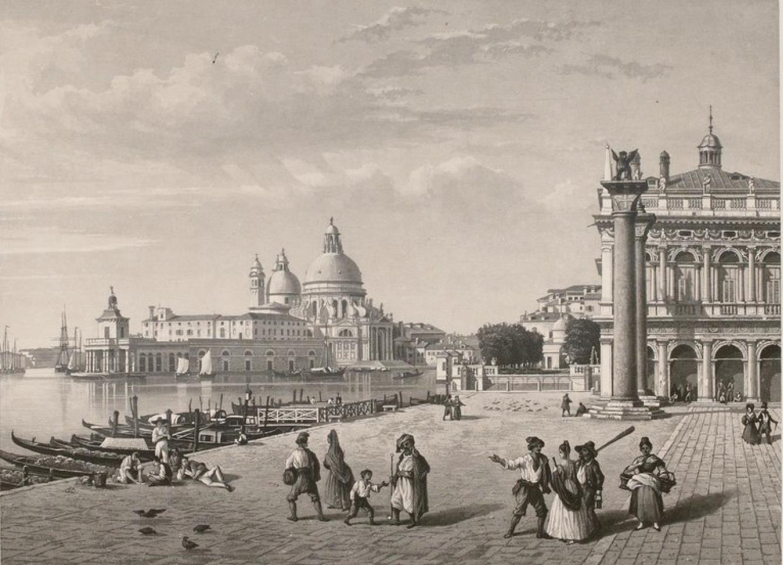 Италия. Венеция. Площадь Святого Марка