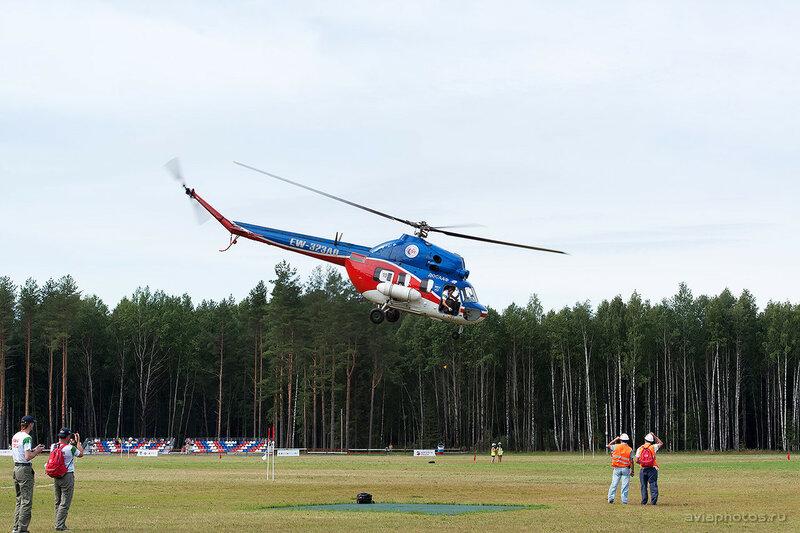 Миль Ми-2 (EW-323AO) D804687