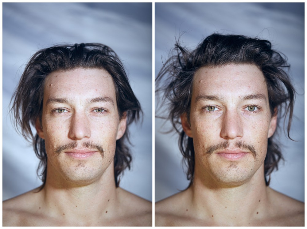 Как менять лицо в теле