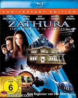 Zathura - Ein Abenteuer im Weltraum (2005)
