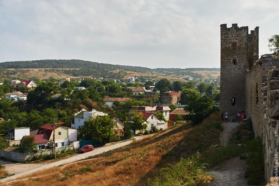 alexbelykh.ru, Генуэзская крепость Кафа, крепость Феодосия, что посмотреть в Феодосии