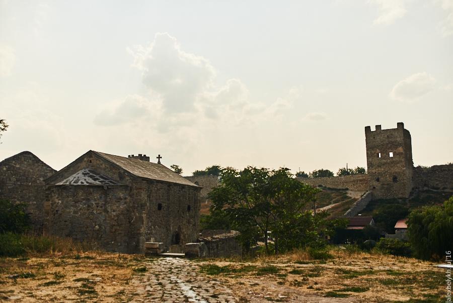 alexbelykh.ru, Церковь Святого Стефана в феодосии, церковь в феодосии, греческая церковь в феодосии