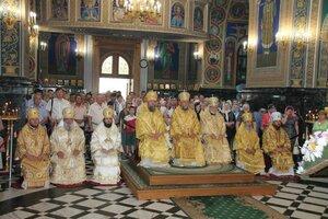 PS Marchel a participat la aniversarea ÎPS Vladimir și la ședința sinodală din Chișinău