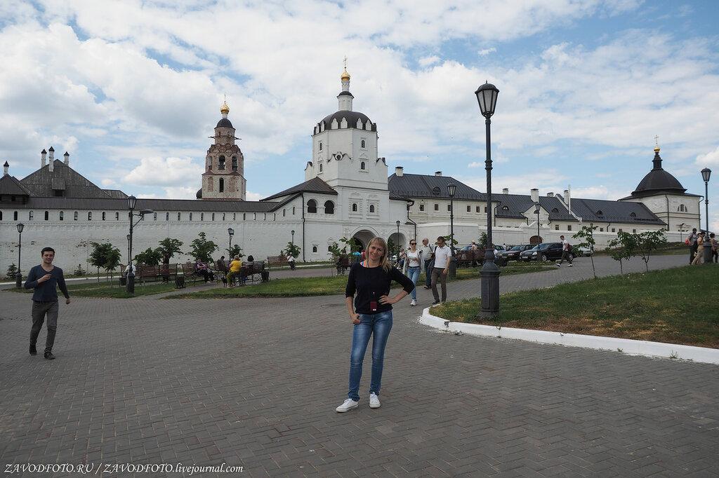 фото град свияжск