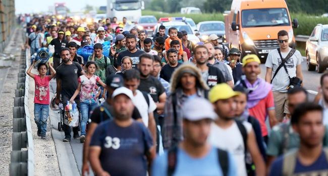 ВСербии замесяц задержали больше 3-х  тыс.  мигрантов