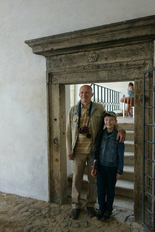 Путешествия: Йиндржихув Градец, Чехия