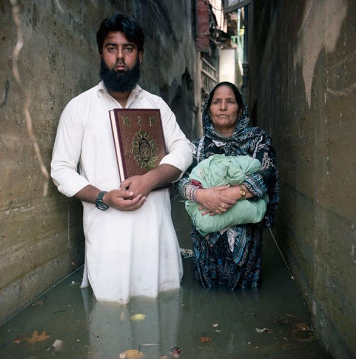 Индия, Кашмир, октябрь 2015.