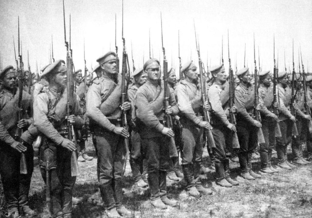 Доблесть русских защитников Отечества в воспоминаниях немецких захватчиков (7 фото)