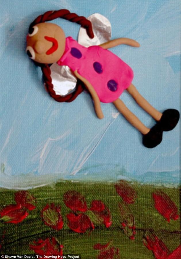 29. Энергичной Наоми пять лет, и у неё митохондриальная миопатия. До двух лет она почти не двигалась