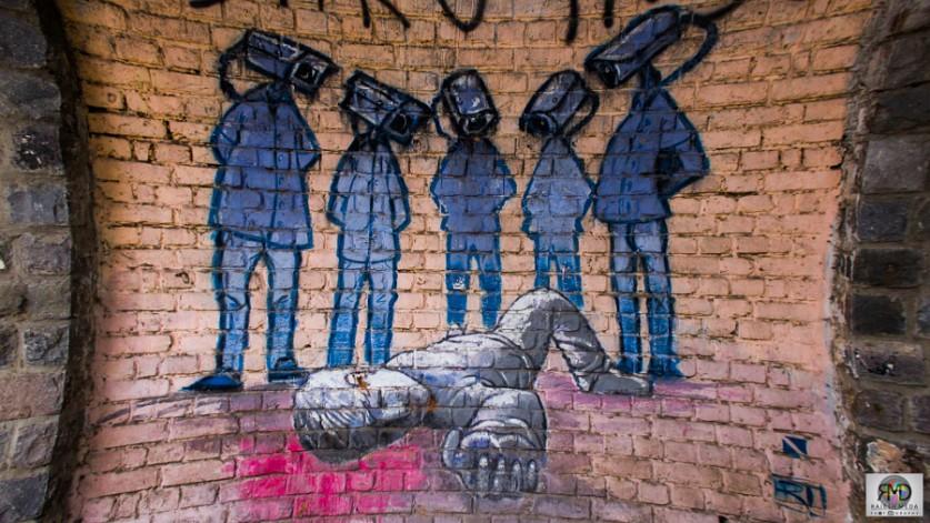 Утраченная человечность. Автор фото: Раджеш Меда