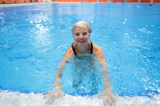 Когда Евгении Степановой исполнилось60, она решила, что для счастья ейнехватает только одного— н