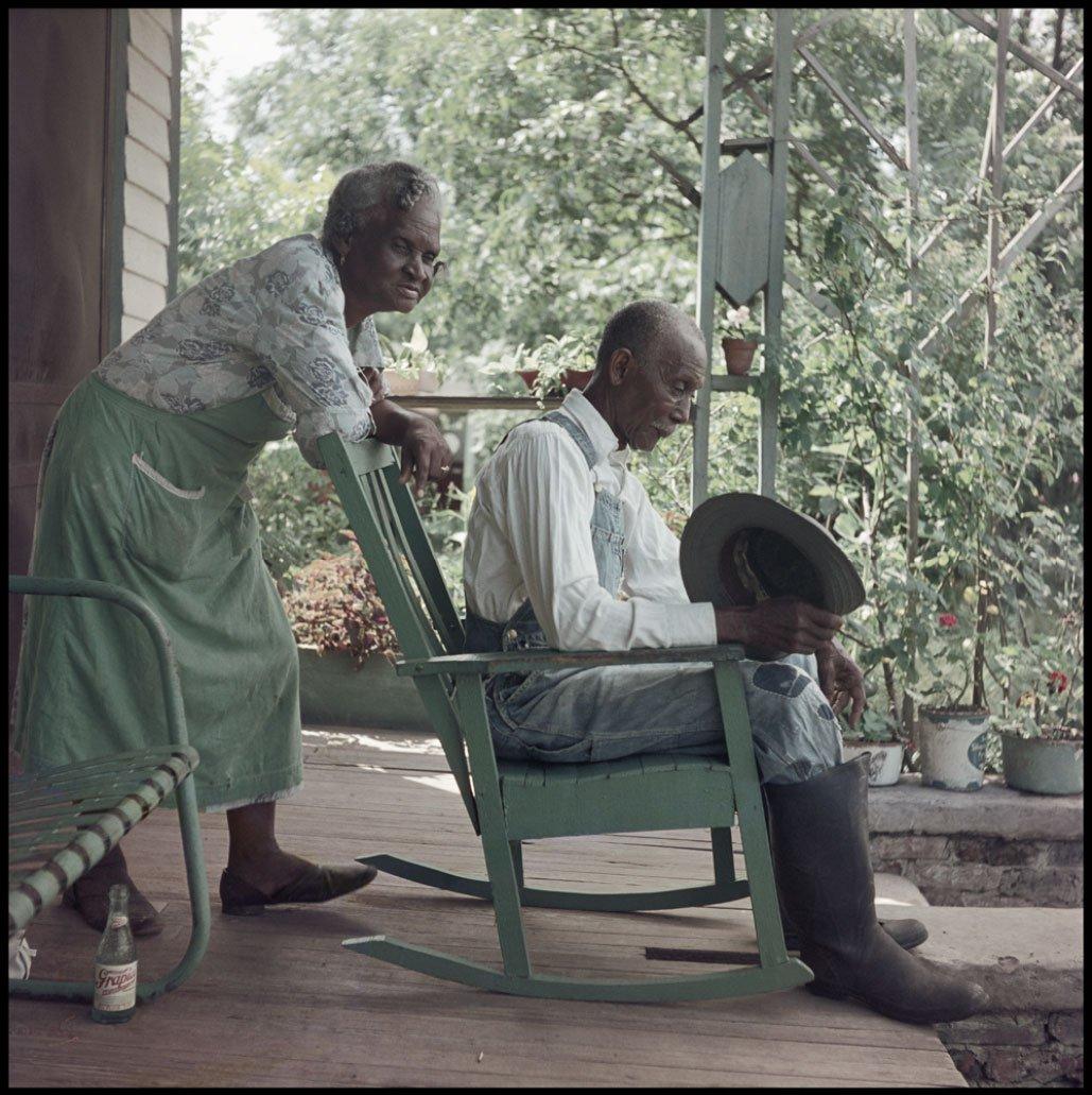 История сегрегации в Алабаме на снимках Гордона Паркса