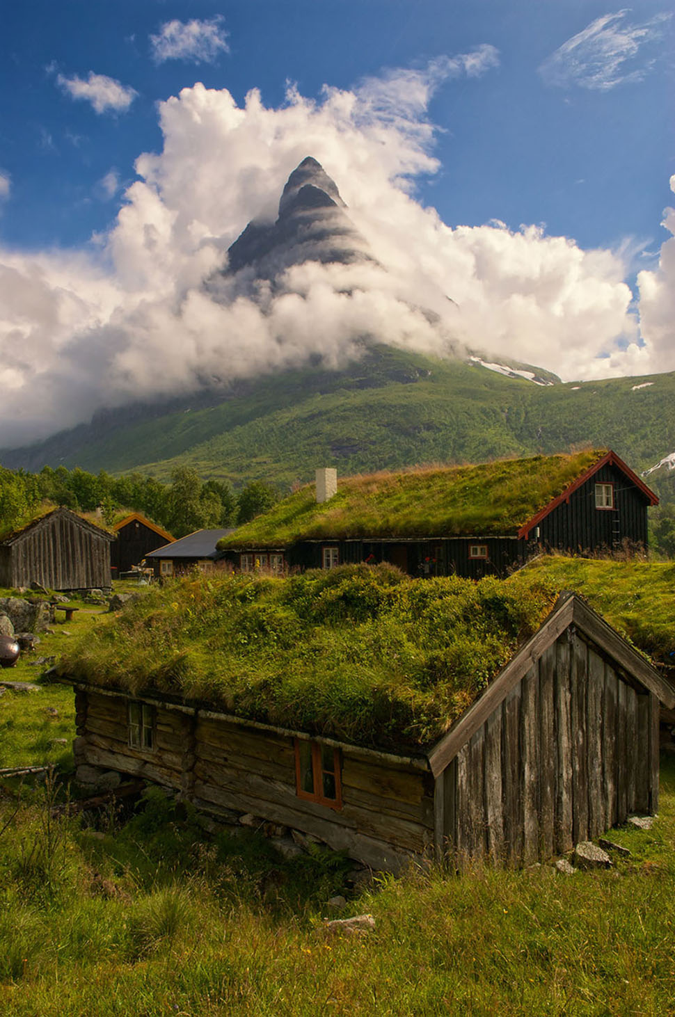 Ренндолсетра, Норвегия.