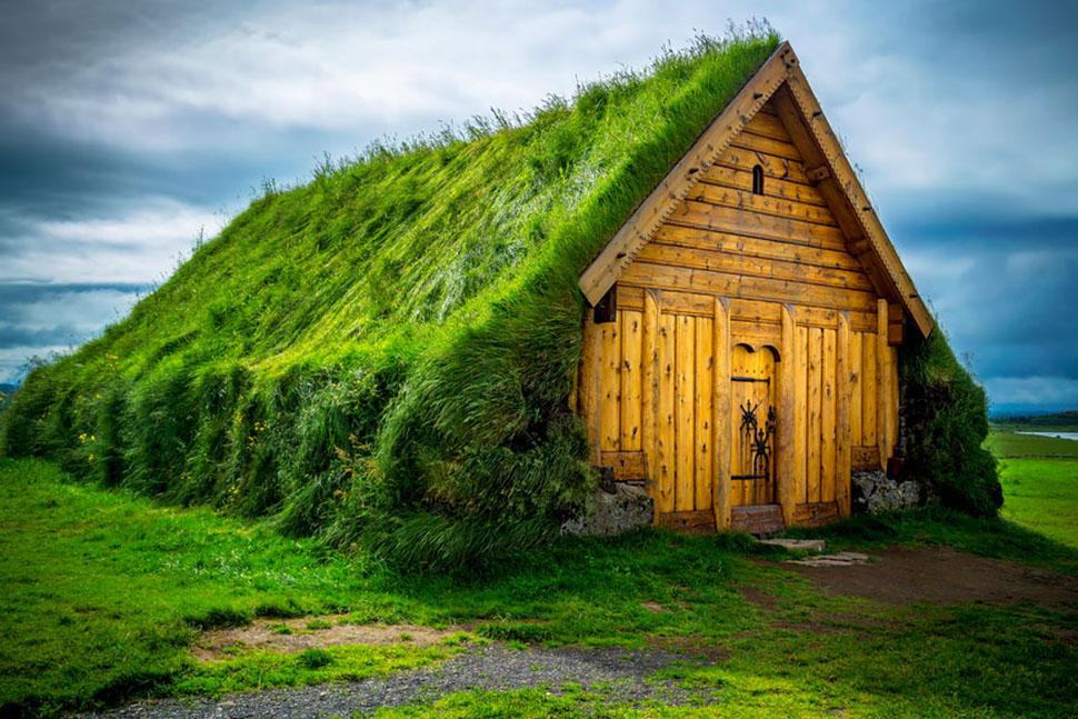 Скалхольт, Исландия.