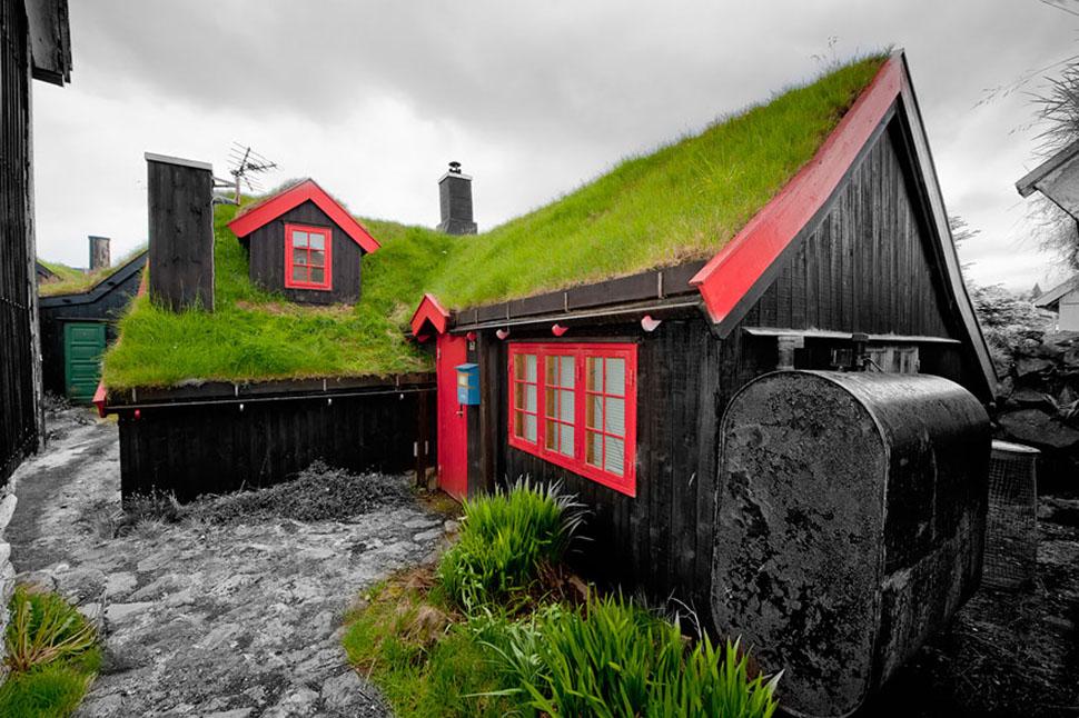 Торсхавн, Фарерские острова.