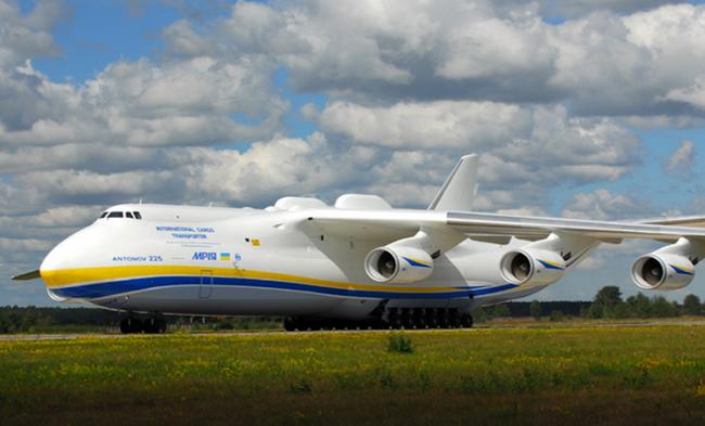 «Антонов» рассекретил подробности выпуска второго самолета «Мрия» скитайцами