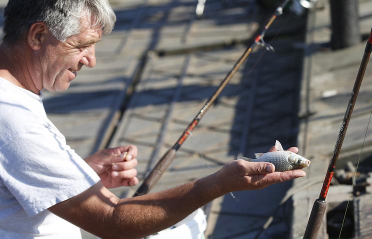 Впрограмму Олимпиады 2020 года посоветовали включить спортивное рыболовство