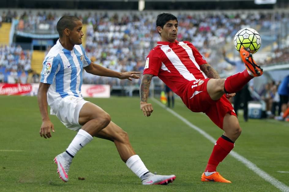 Денис Бойко пропустил 4 мяча вматче против «Севильи»