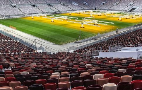 «Лужники» являются одним изсамых безопасных стадионов вмире— Марат Хуснуллин