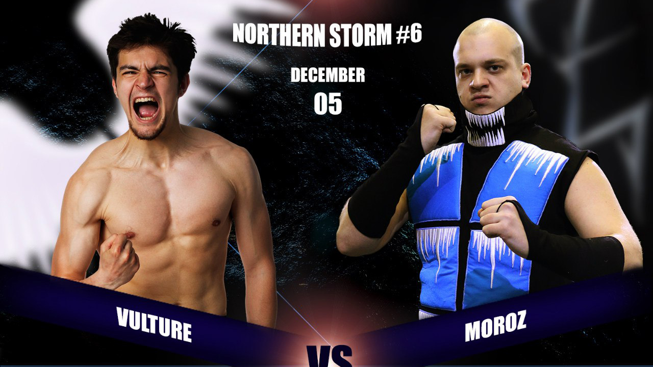NSW Northern Storm #6: Стервятник против Мороза