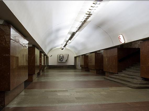 Станция метро Площадь Ильича