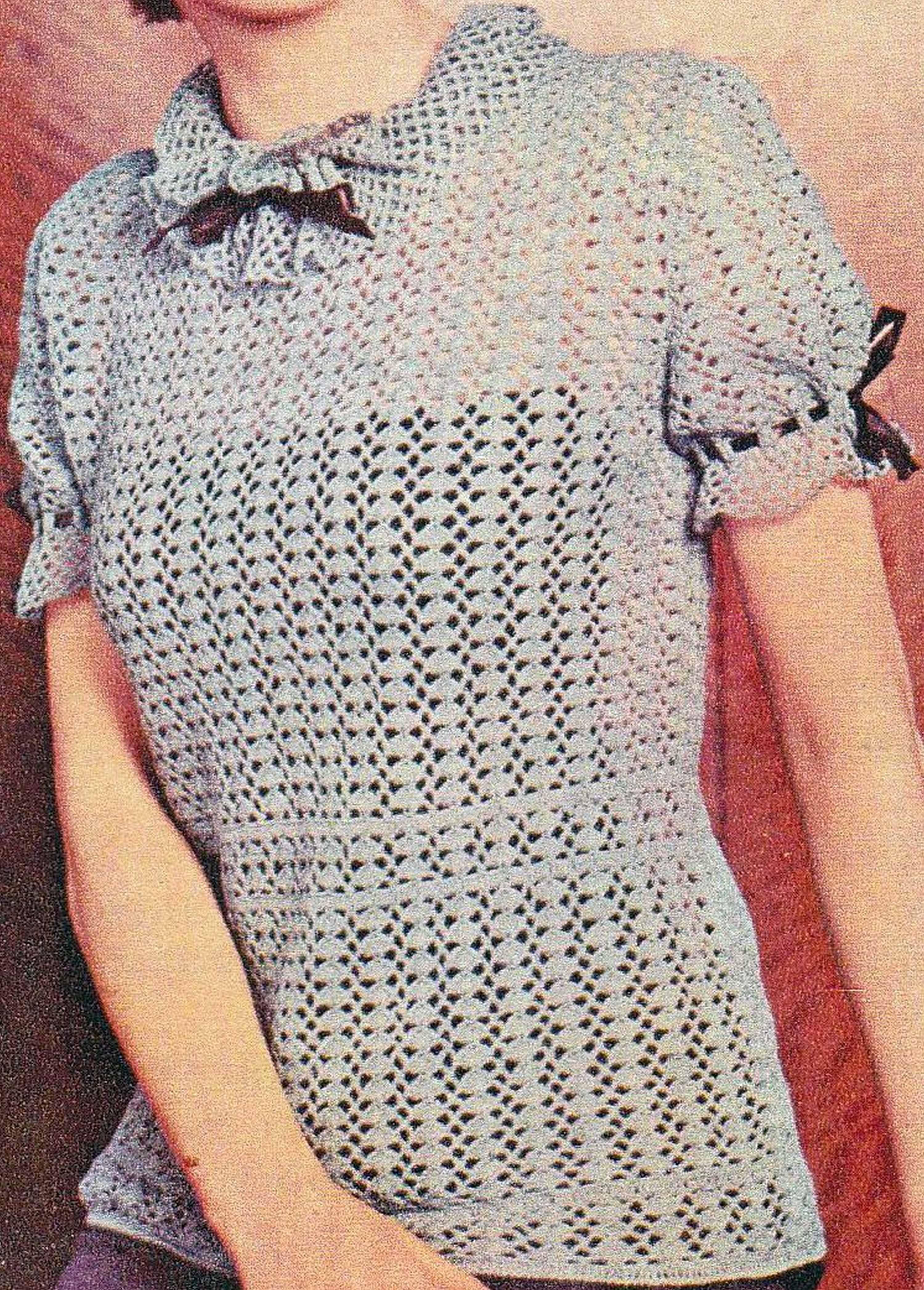 Кофты, жакеты » Вязание спицами и крючком 98