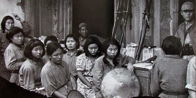 Выжили Ли Проститутки В Нанкине