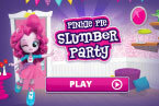 ��������� ����� ��� �������� ��������� (Pinkie Pie Slumber Party)