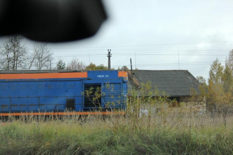 ТЭМ2УМ-750 на станции Себеж