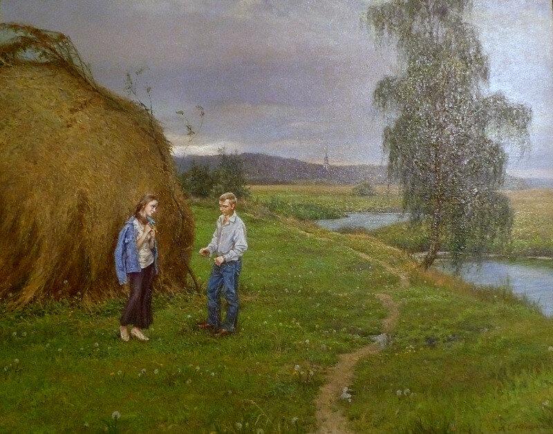Стекольщиков А.В. - На родной земле, 2005.jpg