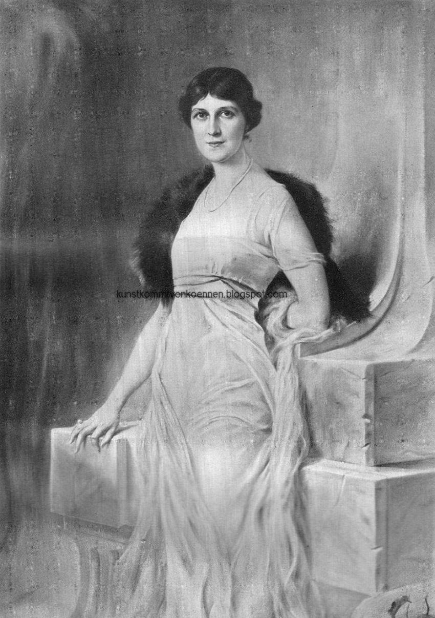 Joszi Arpád Koppay - жена Рат.JPG