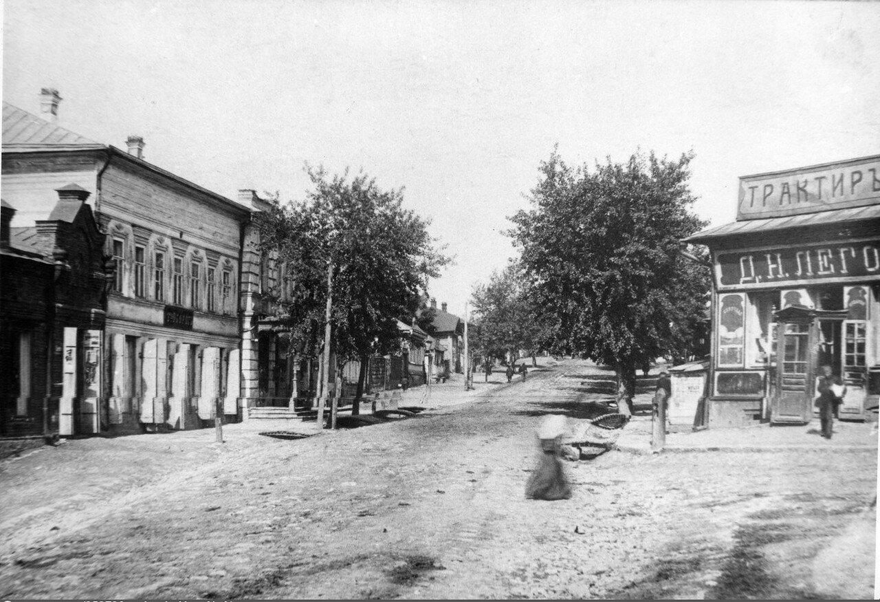 Подъяческая улица