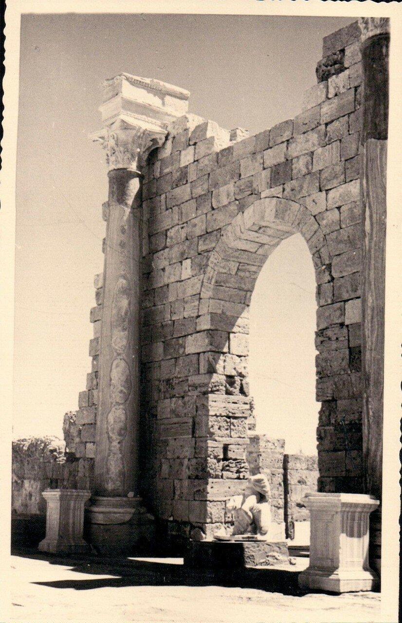 Лептис-Магна. 1930-е