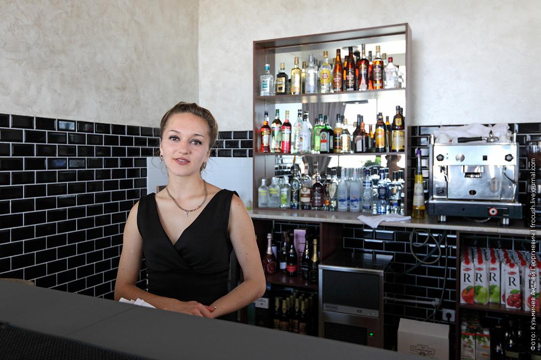 отель Beton Brut ресторан