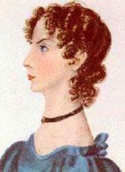Энн Бронте. Портрет работы Шарлотты Бронте.jpg