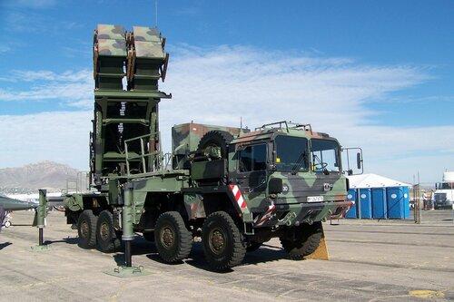 Литва может разместить у себя зенитно-ракетные комплексы НАТО