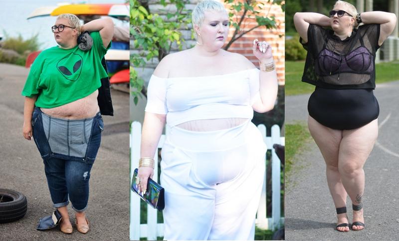 Бывшая анорексичка сейчас весит 140 килограммов