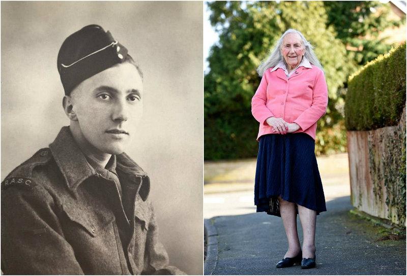 «Вся моя жизнь была ложью»: 90-летний ветеран Второй мировой стал женщиной