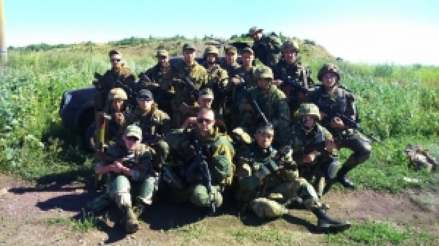 Потребности 1-й штурмовой роты ДУК ПС. Волонтерам и обычным гражданам