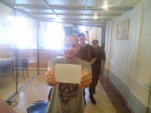 Судебное заседание над Владимиром Панкевичем завершилось