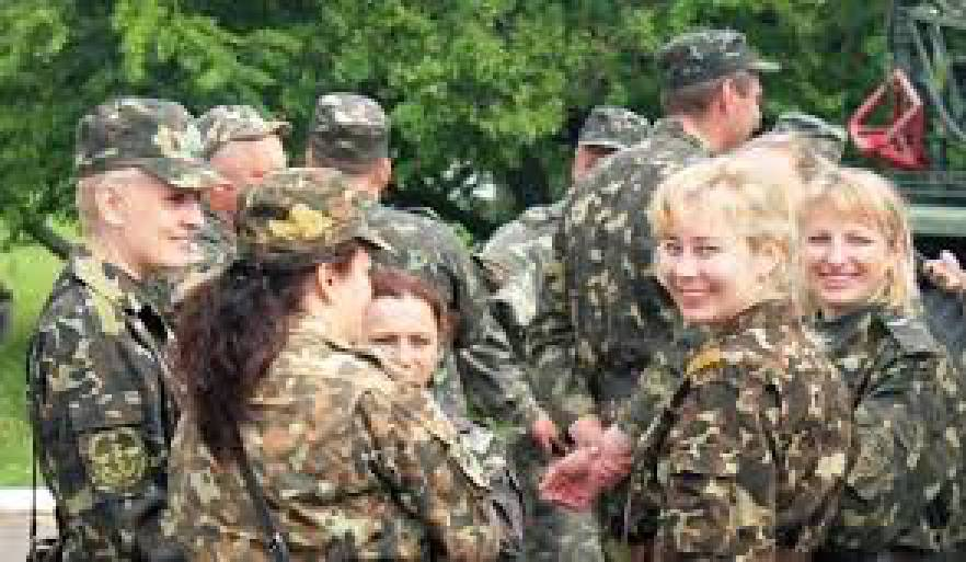 В ВСУ служат около 100 иностранцев, - Генштаб