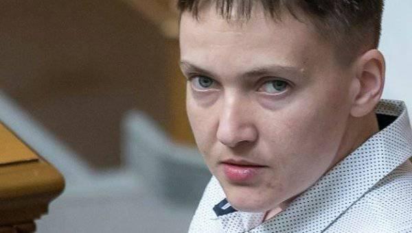 """""""Мой закон как аксиома, он идеально правильный"""", - Надежда Савченко"""