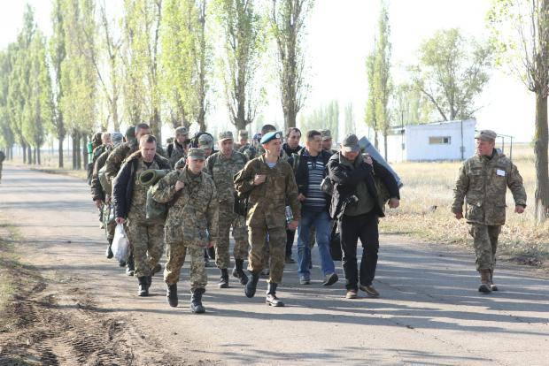 На Николаевщине начались масштабные тактические учения с боевой стрельбой (фоторепортаж)