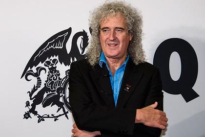Гитарист Queen против строительства подвалов в Лондоне