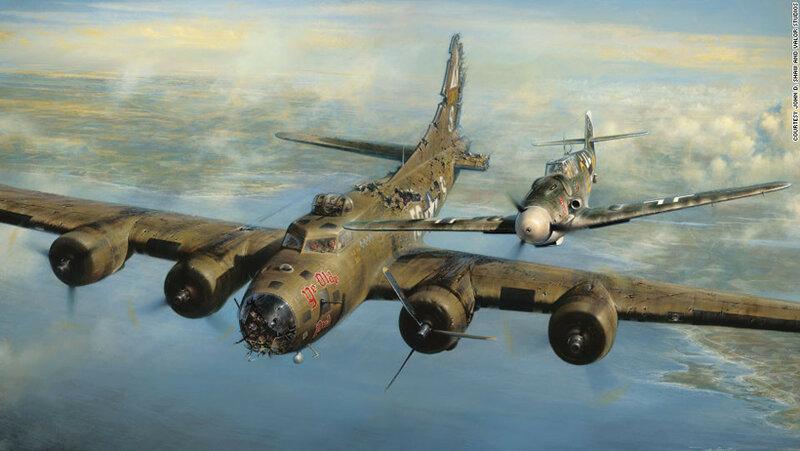 Б-17 и мессер.jpg