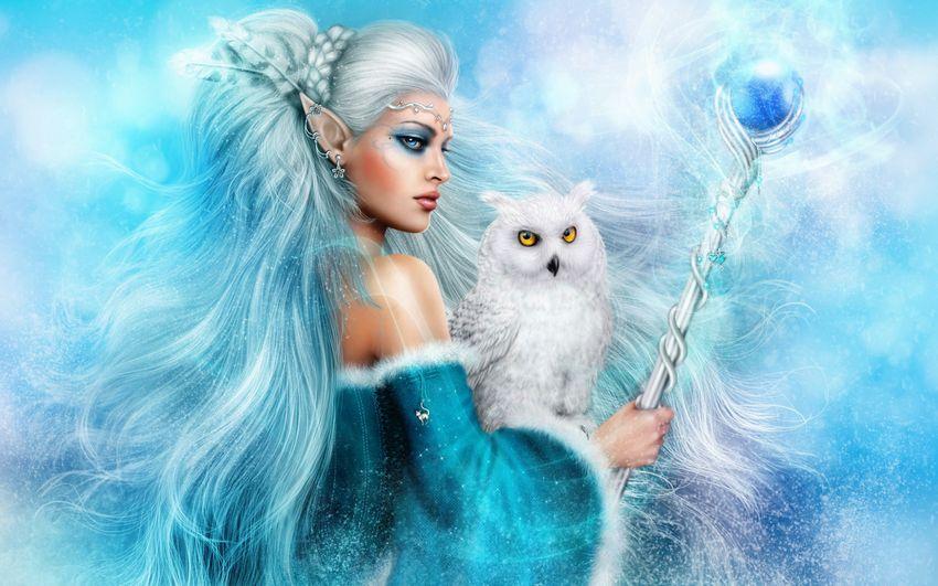 Новый год, королева зимы, сказка, зима